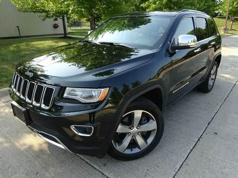 2014 Jeep Grand Cherokee for sale in Chicago, IL