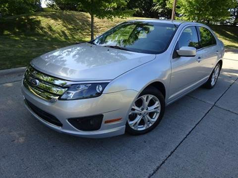 2012 Ford Fusion for sale in Chicago, IL