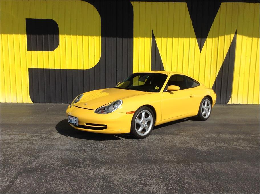 Porsche 911 for sale in washington for Prestige motors yakima wa