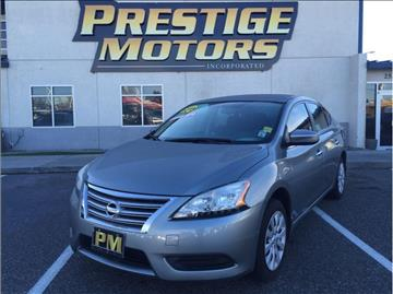 Used nissan sentra for sale in washington for Prestige motors yakima wa