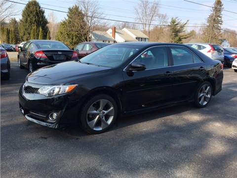 2012 Toyota Camry for sale in Glenville, NY