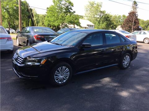 2014 Volkswagen Passat for sale in Glenville, NY