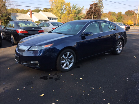 2013 Acura TL for sale in Glenville, NY