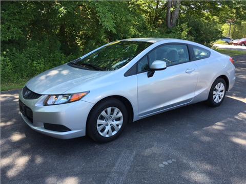 2012 Honda Civic for sale in Glenville, NY