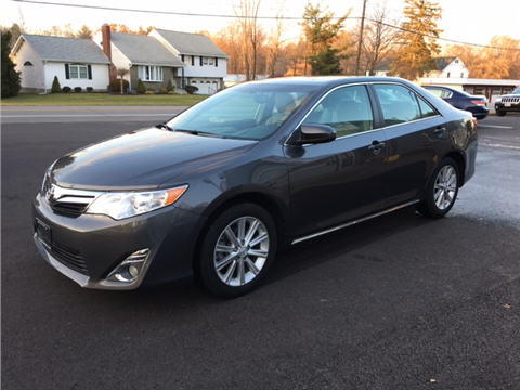 2014 Toyota Camry for sale in Glenville, NY
