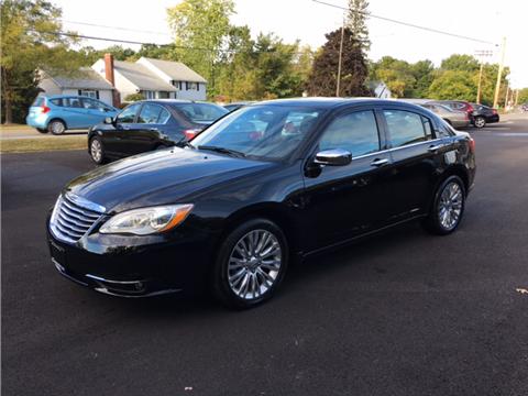 2013 Chrysler 200 for sale in Glenville, NY