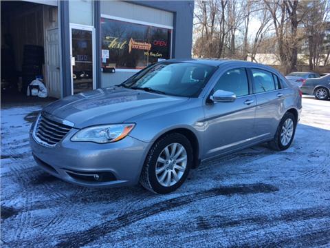2014 Chrysler 200 for sale in Glenville, NY