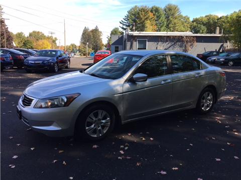 2008 Honda Accord for sale in Glenville, NY