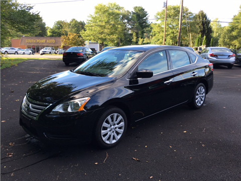 2014 Nissan Sentra for sale in Glenville, NY