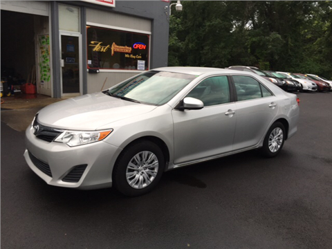 2013 Toyota Camry for sale in Glenville, NY