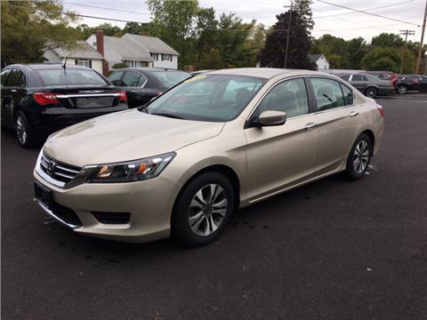 2013 Honda Accord for sale in Glenville, NY