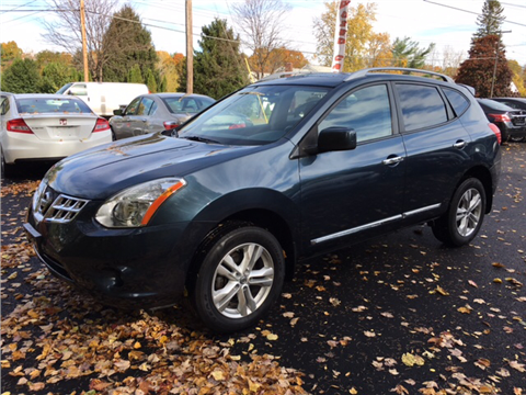 2013 Nissan Rogue for sale in Glenville, NY