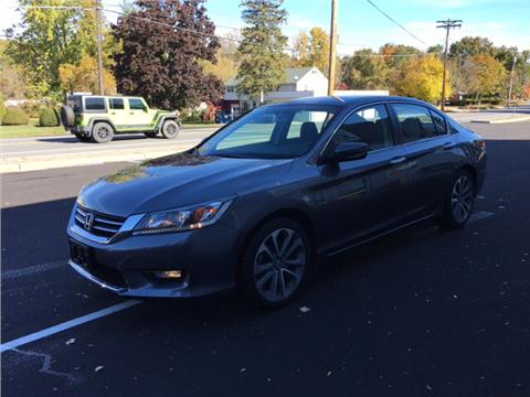 2014 Honda Accord for sale in Glenville, NY