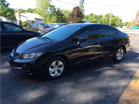 2015 Honda Civic for sale in Glenville, NY
