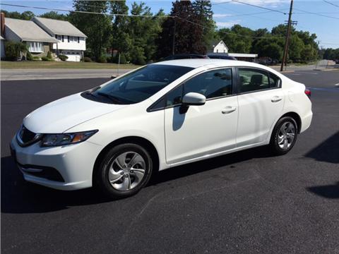 2014 Honda Civic for sale in Glenville, NY