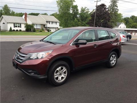 2014 Honda CR-V for sale in Glenville, NY