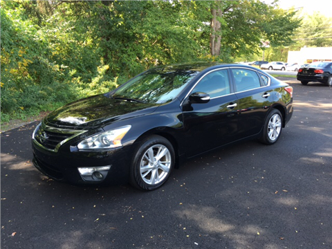 2013 Nissan Altima for sale in Glenville, NY