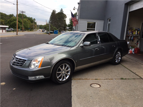 2006 Cadillac DTS for sale in Glenville, NY