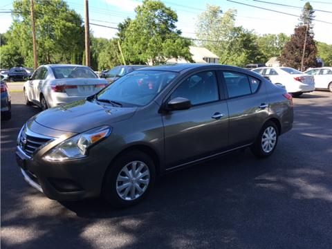 2016 Nissan Versa for sale in Glenville, NY