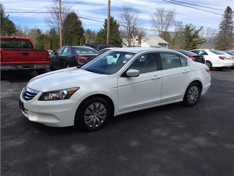 2012 Honda Accord for sale in Glenville, NY