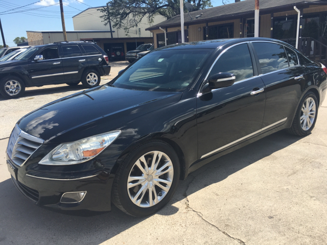 2009 hyundai genesis 4 6l v8 4dr sedan in pasadena tx. Black Bedroom Furniture Sets. Home Design Ideas