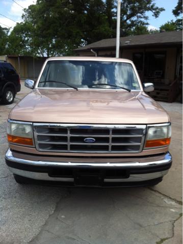 1996 Ford F-150 XLT SuperCab Short Bed 2WD - Pasadena TX
