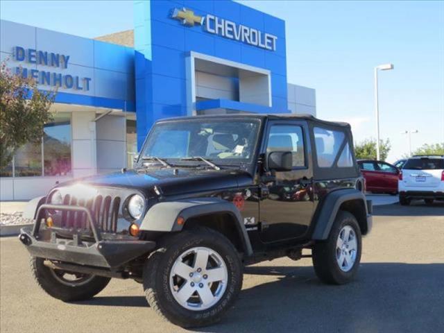 2008 Jeep Wrangler for sale in Spanish Fork UT