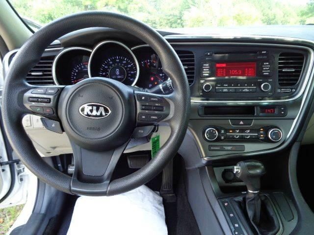 2015 Kia Optima LX 4dr Sedan - Sumter SC