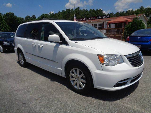 2014 Chrysler Town and Country Touring 4dr Mini-Van - Sumter SC