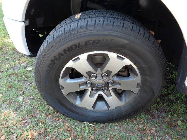 2014 Ford F-150 4x4 STX 4dr SuperCab Styleside 6.5 ft. SB - Sumter SC