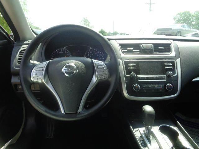 2016 Nissan Altima 2.5 4dr Sedan - Sumter SC