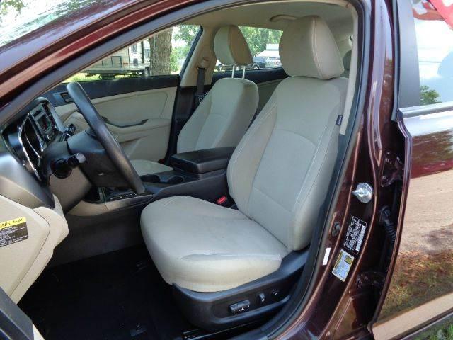 2013 Kia Optima LX 4dr Sedan - Sumter SC