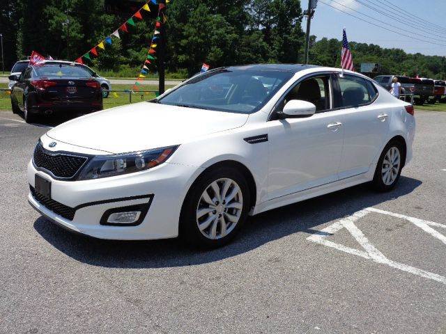 2014 Kia Optima EX 4dr Sedan - Sumter SC