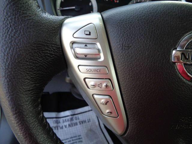 2014 Nissan Sentra SL 4dr Sedan - Sumter SC