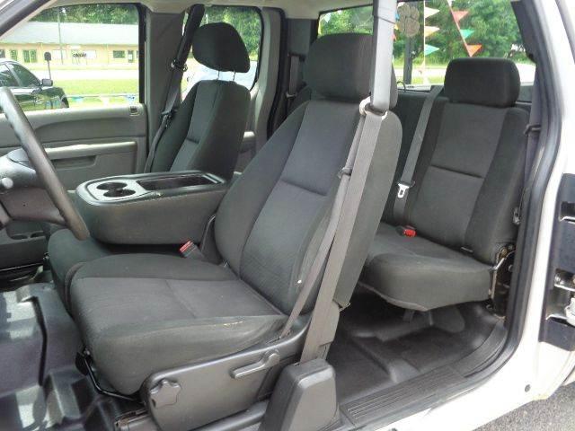2010 Chevrolet Silverado 1500 4x2 Work Truck 4dr Extended Cab 6.5 ft. SB - Sumter SC