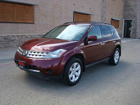 Nissan Murano For Sale In Lubbock Tx