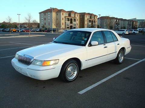 2001 Mercury Grand Marquis for sale in Lubbock, TX