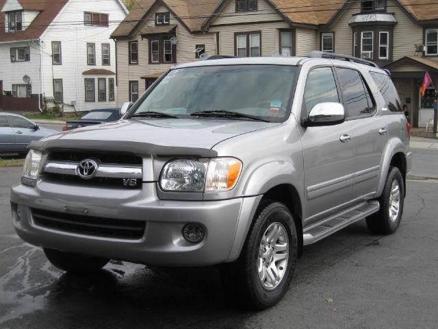 2007 Toyota Sequoia