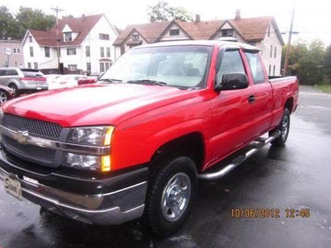 2003 Chevrolet Silverado 1500 for sale in Middletown, NY