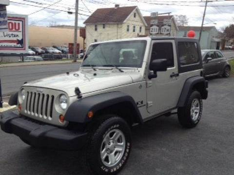 2007 Jeep Wrangler for sale in Middletown, NY