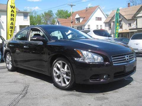2010 Nissan Maxima for sale in Middletown, NY