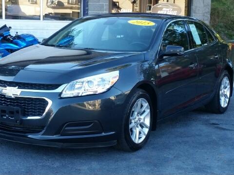 2015 Chevrolet Malibu for sale in Middletown, NY