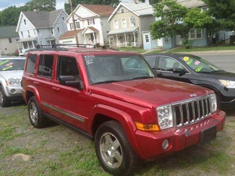 2010 Jeep Commander for sale in Middletown, NY