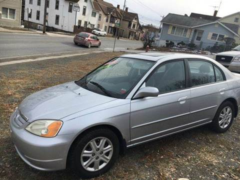 2003 Honda Civic for sale in Middletown, NY