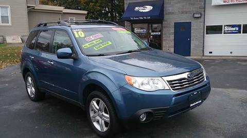 2010 Subaru Forester for sale in Middletown, NY