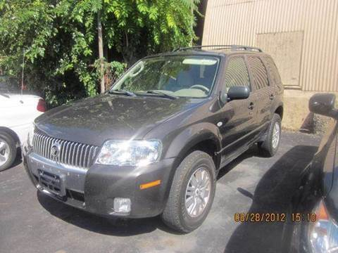 2007 Mercury Mariner for sale in Middletown, NY