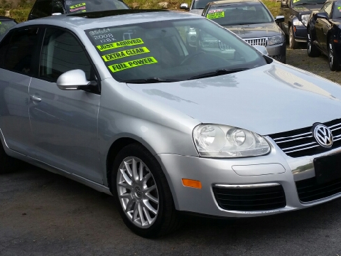 2008 Volkswagen Jetta for sale in Middletown, NY