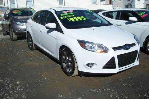 2013 Ford Focus for sale in Middletown, NY