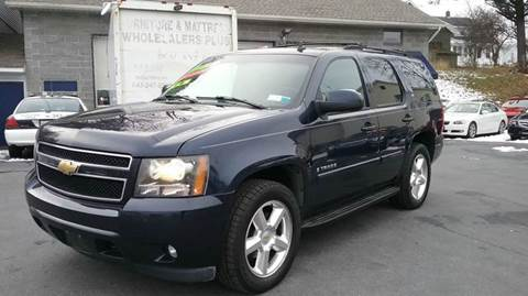 2007 Chevrolet Tahoe for sale in Middletown, NY