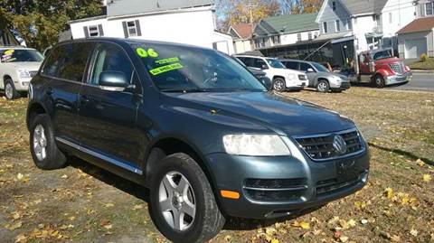 2006 Volkswagen Touareg for sale in Middletown, NY